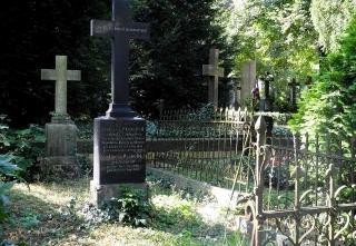 Grabstelle 'Hugo von Winterfeld'